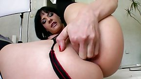 David Perry, Anal, Anal Beads, Ass To Mouth, Banging, Bimbo