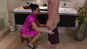 India Summer, Aged, American, Anorexic, Aunt, Bath