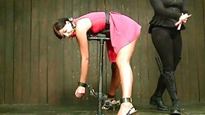 Cassandra Nix, Antique, Ballerina, BDSM, Bend Over, Bondage