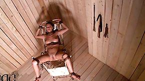 Nipple Clamp, BDSM, Bondage, Boobs, Bound, Dominatrix