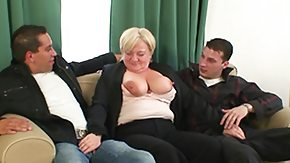 Mature Blonde, Big Tits, Blonde, Mature, Old, Old Lady